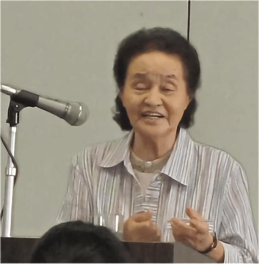 山崎さんのお話「八王子大空襲の体験」